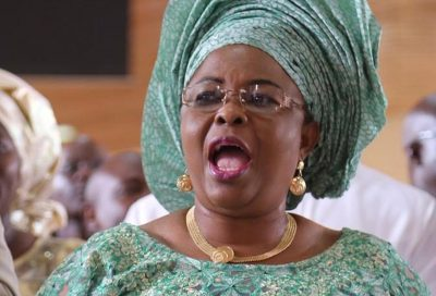 Court slams permanent forfeiture on $8.4m, N9.2bn linked to former first lady Patience Jonathan/newsheadline247