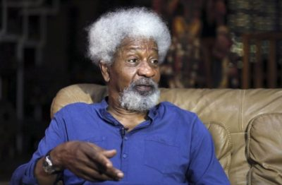 Soyinka: Sowore's activities does not suggest a violent overthrow of government/newsheadline247.com
