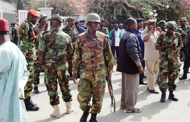 Top military commanders redeployed in a major shake-up in Nigeria Army