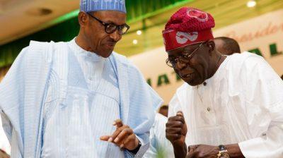 Buhari with Tinubu - newsheadline247.com