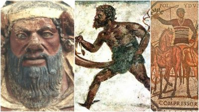 The First Romans Were Black People Called The Etruscans [History]/newsheadline247