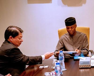 newsheadline247.com/Osinbajo: Nigeria moving economy away from dependence on oil