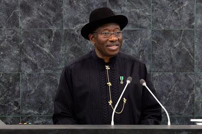Goodluck Jonathan - newsheadline247.com