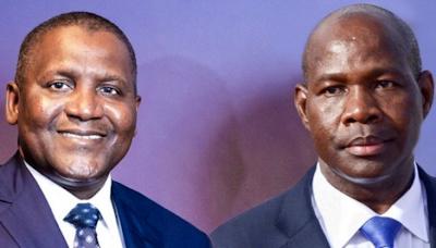 Burkinabè billionaire, Inoussa Kanazoé tackles Dangote over cement market domination in Togo: Report - newsheadline247.com